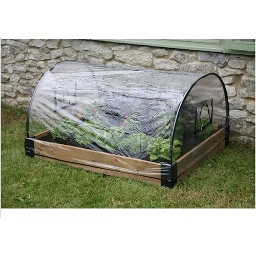 Raised Bed Weather Protection Polythene Cover