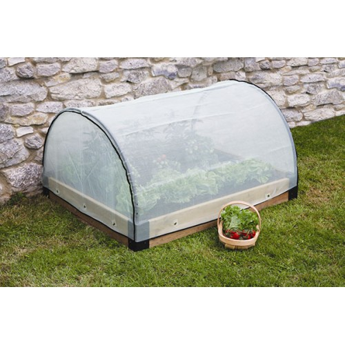 Raised Bed Pest Protection Micromesh Cover